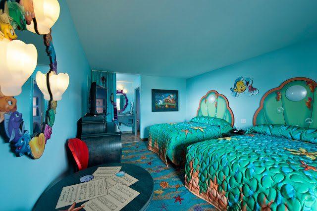 HotelDisney-QuartosPequenaSereia-9