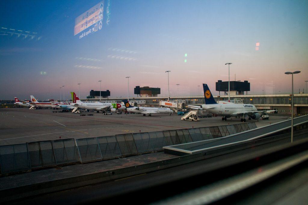 o que fazer no aeroporto