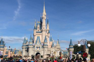 magic kingdom castelo disney